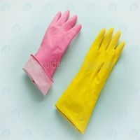 fancy silicone rubber gloves cleaning