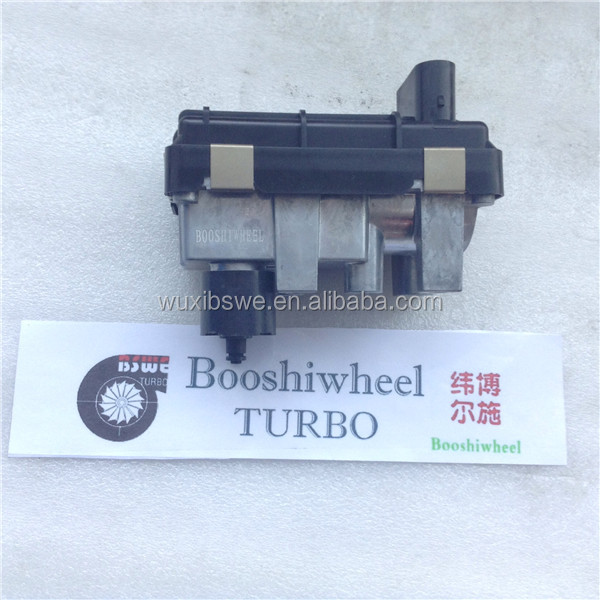 G-277 halla turbo electronic actuator 712120 6NW009420 GTA2056V turbocharger 765155-5008S actuator G-277