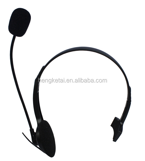 colorful call center headphone for laptop with microphone for promotion gifts