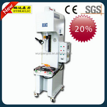 Pengda all new hydraulic screw punching machine