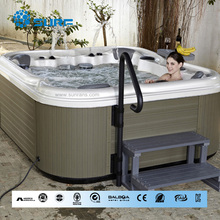 new arrival and hot selling china factory supplies wholesale 5 person outdoor spa hot tub