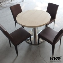 solid surface wall mounted dining table