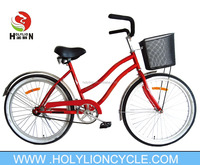 "26"" new model beach cruiser bike/bicycle for hot sale"""