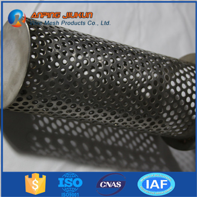 Brand new copper perforated tubes micro perforated metal tube with high quality