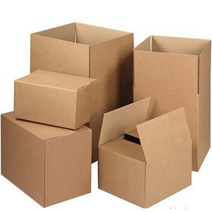 Recycled Cardboard Paper Big Size Corrugated Boxes, Wholesale Shipping Big Corrugated Box In Guangzhou