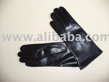First quality leather gloves