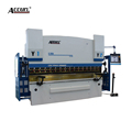 ACCURL Brand Hydraulic 3+1 axis cnc press brake, bending machine with quality components