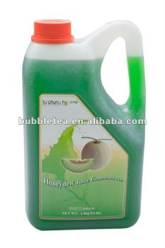 2.5kg TachunGhO Green Honeydew Juice Concentrate