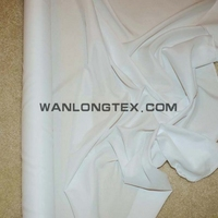 100 Polyester Material Plain Polyester Fabric