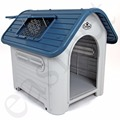 Plastic Dog Kennel Pet House M-L