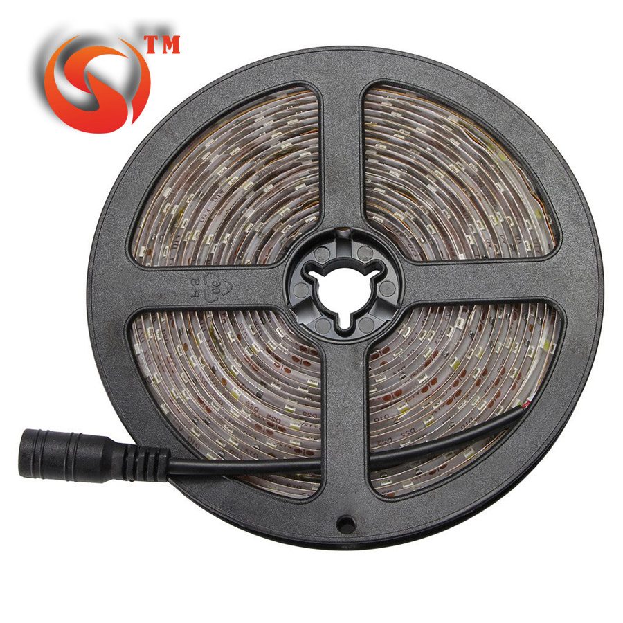 CE ROHS flexible led strip light 3528 60leds/m W/WW/<strong>R</strong>/B/G/ Amber