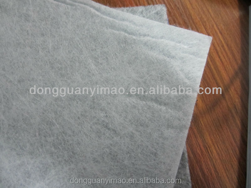 Yimao Technology YMAC290H non-woven activated carbon fiber cloth, activated carbon filter cloth