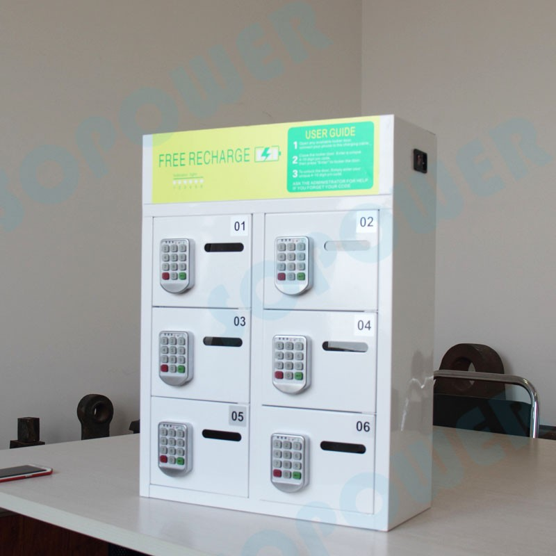 Charger vending machine