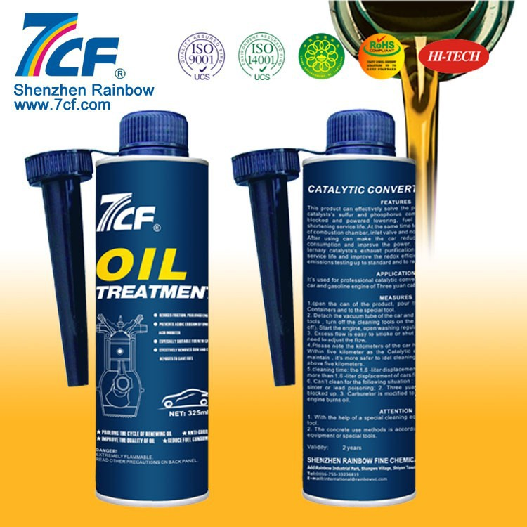 Auto Engine Care Additive Oil Grease Cleaner