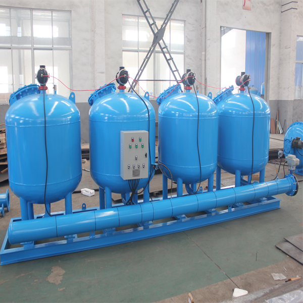Automatic Back Wash industrial Sand Filter