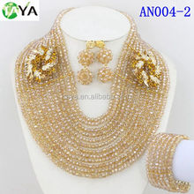 fashion wedding jewelry sets arabic bridal jewelry sets