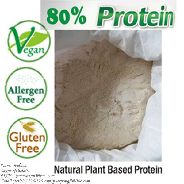 Organic vegan food,rice albumen powder
