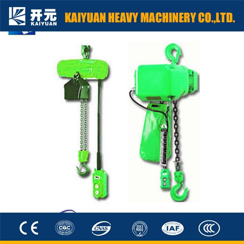 2015 light weight HHBB electric chain hoist