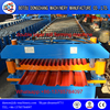 hydraulic press machine double layer metal roofing tiles machine