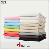 2016 pocketing lining fabric hot sale tc clothing fabric polyester cotton fabric T/C 80/20 65/35 45X45 110X76 63 china suppliers