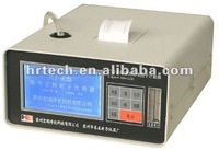 Air Particle Counter LCD display