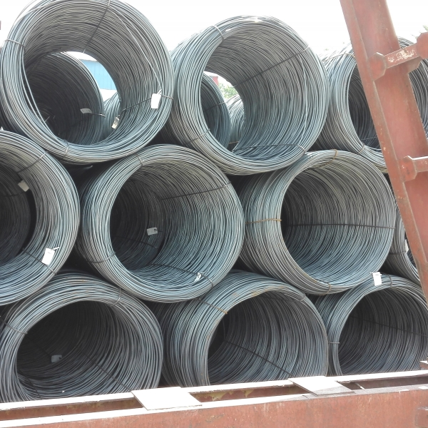 Low Carbon MS steel wire rod price SAE1008B 5.5,6.5,7,8,9,10,11,12,14mm