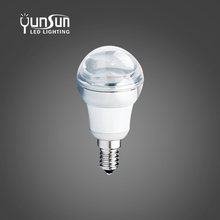 Home Light Mini Style 3W LED Bulb CE RoHS approved 5w dimmable bulb led E12/E14/ E17 light source led light bulbs wholesale
