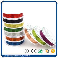 Colored Copper Wire For Jewerly/Copper Wire For Decoration/Jewelry Wire For Necklace