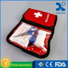 Optional Medical Supply Wound Protect Military First Aid Kit Trauma Bag
