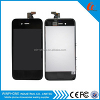 Brand new 100% guarantee for oem / original iphone 4 lcd display screen