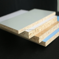plain particle board hot sale /cabinet grade particle board
