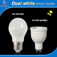 Energy saver bulbs led E27 4w 6w 9w wifi led bulb 110v 230V edison led bulb Christmas decoration