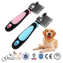 [Grace Pet] right or left handed use dog comb