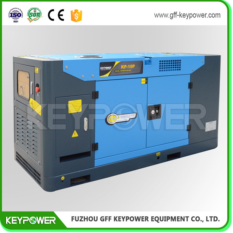 3 Years Services Free China factory Electron Silent Power heavy duty diesel Generator