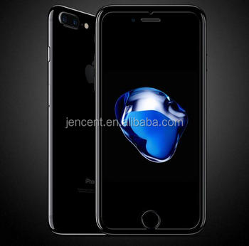 JENCENT high quality 0.26mm Tempered Glass Screen Protector for iphone 7 & 7 plus screen protector tempered glass