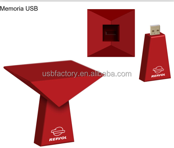 Custom pvc usb drive 16gb , Relief logo 3d usb sticks with keychain , 2017 gift usb key with gift box packing