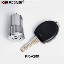 Customized new safe box mechanical door European cylinder key