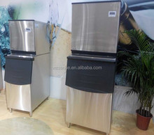 Separated type Daily 140kg Cube Ice maker machine for selling