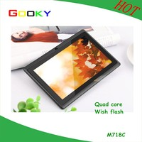 "Cheap 7"" android tablet quad core dual cameras cheap pc tablet"
