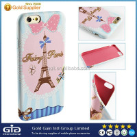 [GGIT] Painting Leather Case For Apple For iPhone6, For iPhone 6 Back Case