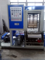 SJ-D mini type film blowing machine for saving facotry space