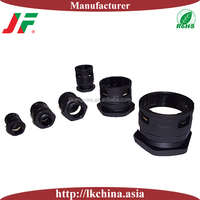 PVC corrugated pipe joint with different type