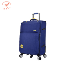 2017 good grade hot sale home and abroad globe luggage,decent travel luggage,classical design luggage bags