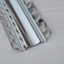 Stainless Steel Edge Tile Trim Accessories Profile decorative metal corner protection
