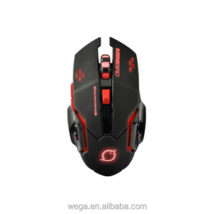 3D usb Entry Level E Sport 3200dpi wired PC office silent computer gaming mouse