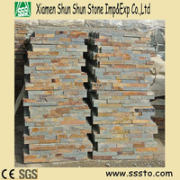 Natural stone tiles culture slate plate for wall