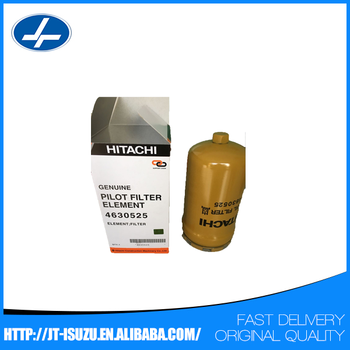 4630525 for excavator genuine part hydraulic oil filter