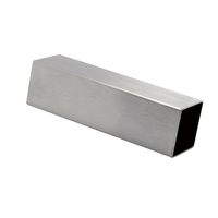High Quality Best Square Hardware Certificateiso/bv/tuv Sell Ss 304 Stainless Steel Pipe