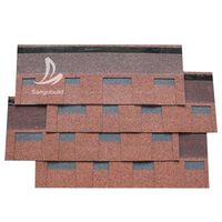 Shingle Coloured Asphalt Laminated Architectural Philippines Price waterproof asphalt shingle