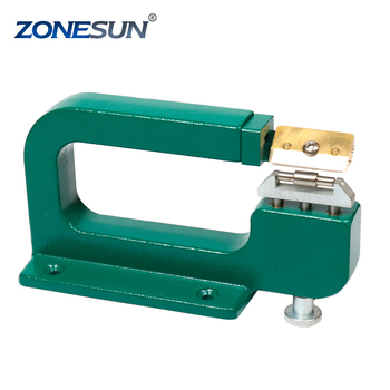 ZONESUN 807 used leather skiving machine price machine for leather belt supply